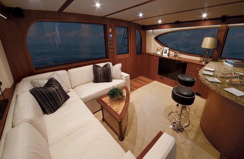 Review Hatteras 60GT Sportfish Hatteras Yacht