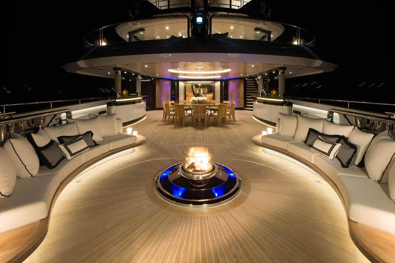Review Lurssen Yachts 312 Kismet II Superyacht