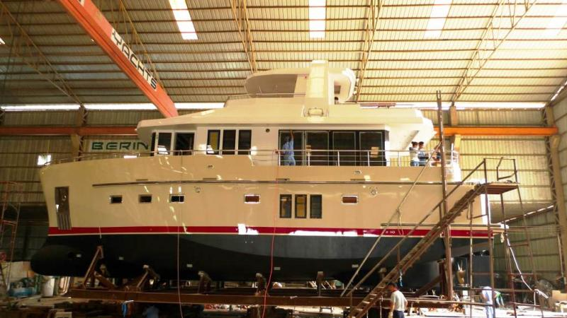 Review Bering Yachts 18 Meter Euro Trawler Bering Yachts YachtForums We Know Big Boats