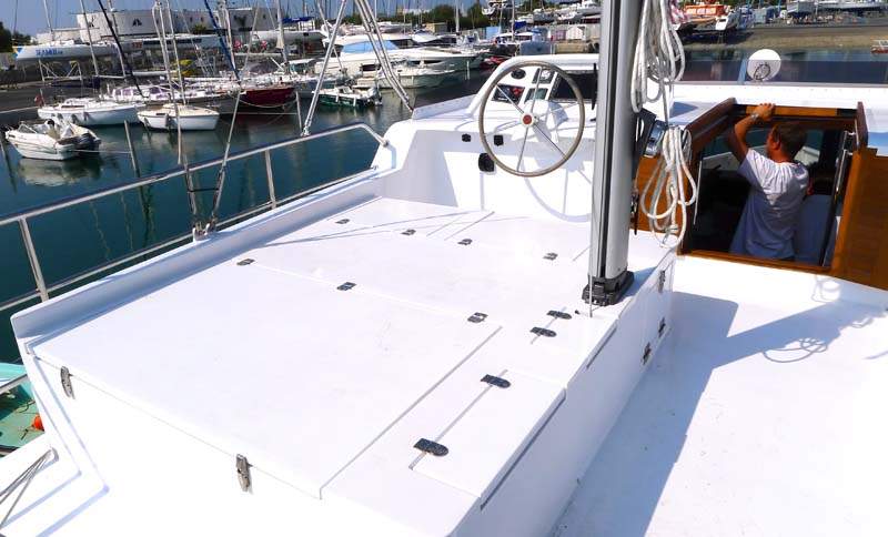 Review Garcia Yachtings GT54 Le Trawler Page 3