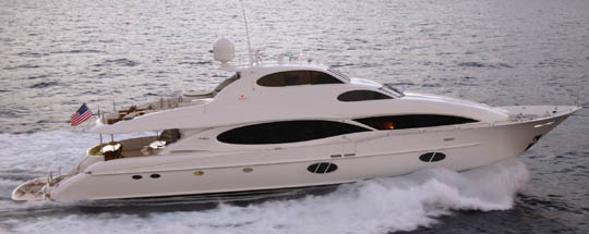 Review Lazzara 110 Motor Yacht Lazzara Yacht YachtForums We Know Big Boats