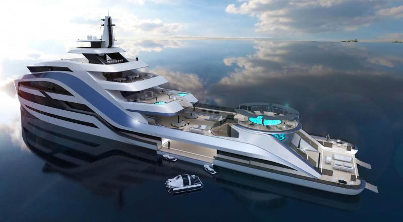 Icon Yachts News Reviews And Features YachtForums We Know Big Boats