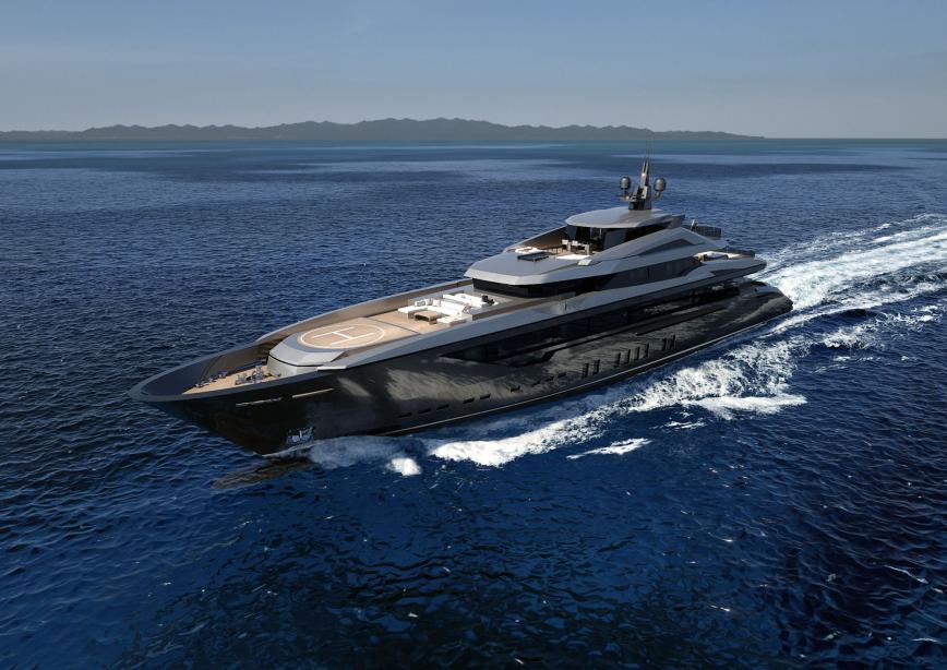 Motor Yacht Mondomarine M60 Mondomarine Yacht Harbour