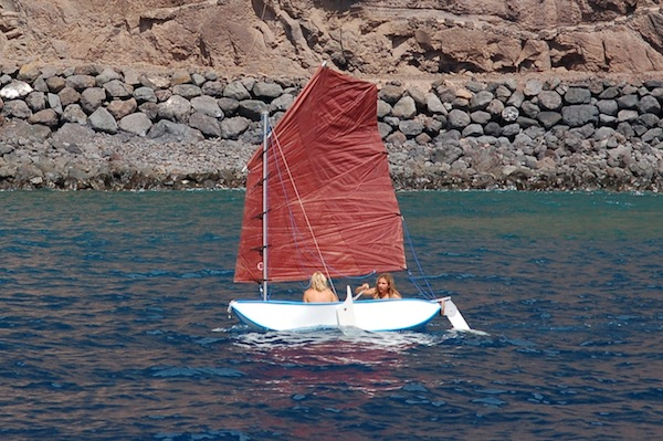 The Search For A Suitable Sailing Tender Yacht Mollymawk