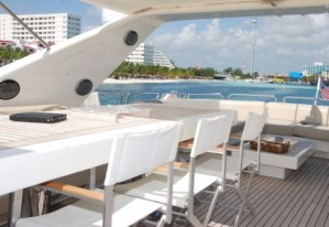 Yacht Rentals in Cancun private Luxury yacht charter in cancun sport fishing isla mujeres puerto morelos puerto aventuras cozumel fishing boat fishing charter fishing trip Caribbean fishing charte in cancun with flybridege bachelorette party long charter in the caribbean holbox charter snorkel trip luxury Azimut 68s feet with flybridgeYacht Rentals in Cancun private Luxury yacht charter in cancun sport fishing isla mujeres puerto morelos puerto aventuras cozumel fishing boat fishing charter fishing trip Caribbean fishing charte in cancun with flybridege bachelorette party long charter in the caribbean holbox charter snorkel trip luxury Mega yacht for rent in Cancun Azimut 100 feet with flybridge BBQ grill