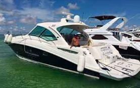 sea ray 60 yacht cancun