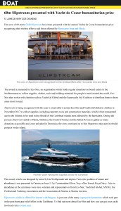 60m-Slipstream-presented-with-Yacht-de-Coeur-humanitarian-prize-Boat-International