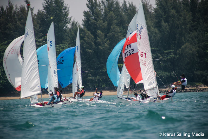 Fish Amp Co Singapore National Youth Sailing Championship