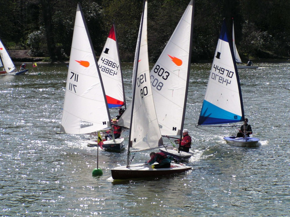 Comet Open At Shearwater Sailing Club
