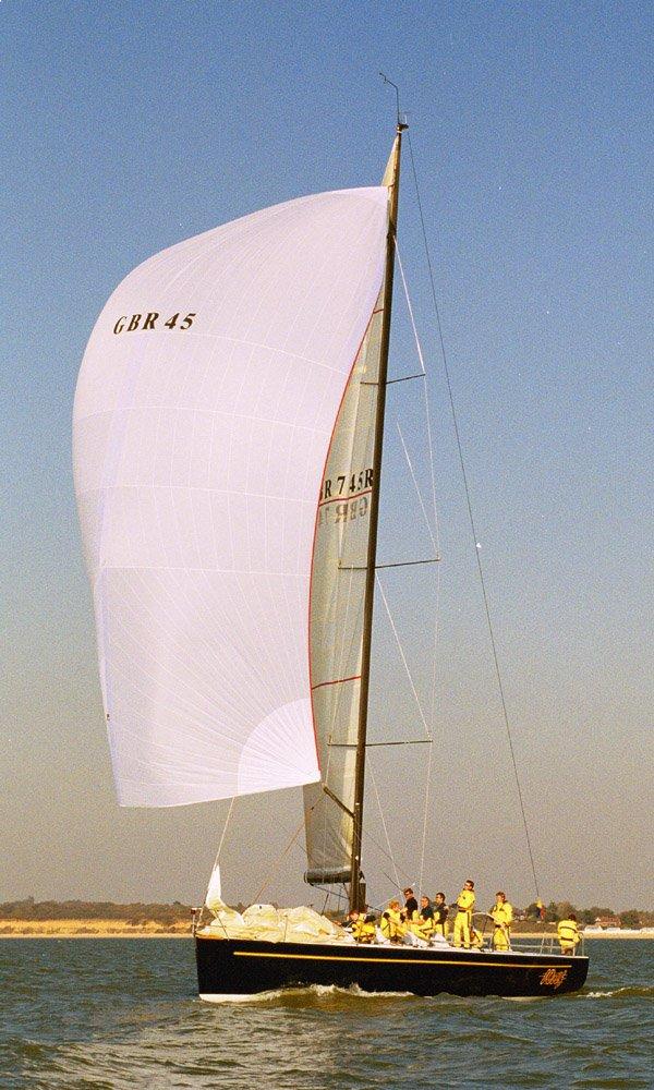 Europrix 45 Championships At Hamble River Sailing Club