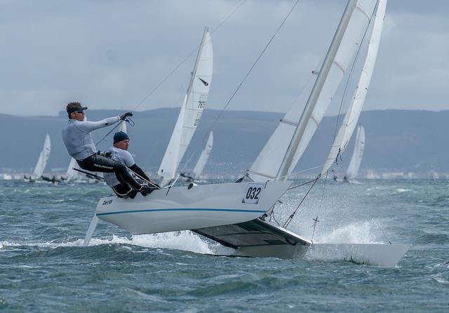 Dart 18 Grand Prix At Felixstowe Ferry Sailing Club
