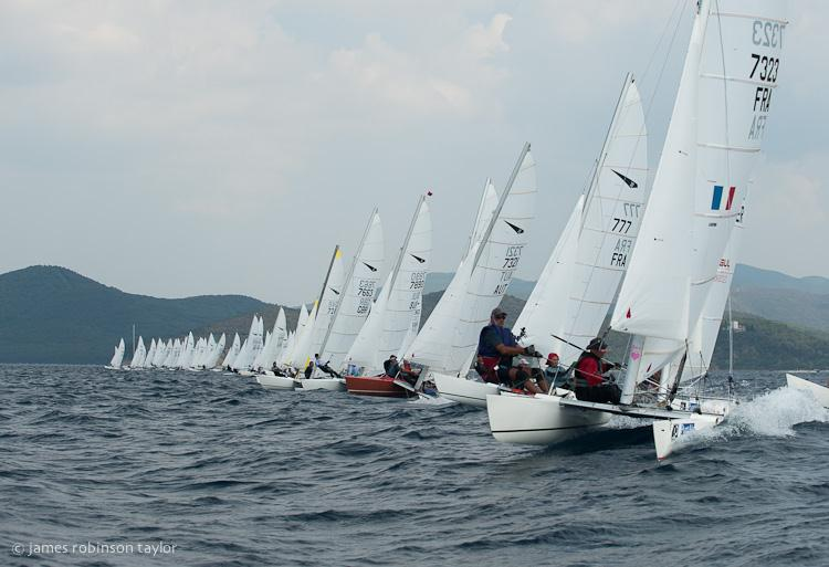 Entry Now Open For 2013 Dart 18 Worlds At Yacht Club De Carnac