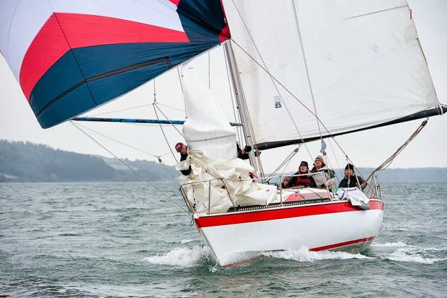 Strong Irish Support For Volvo Cork Week