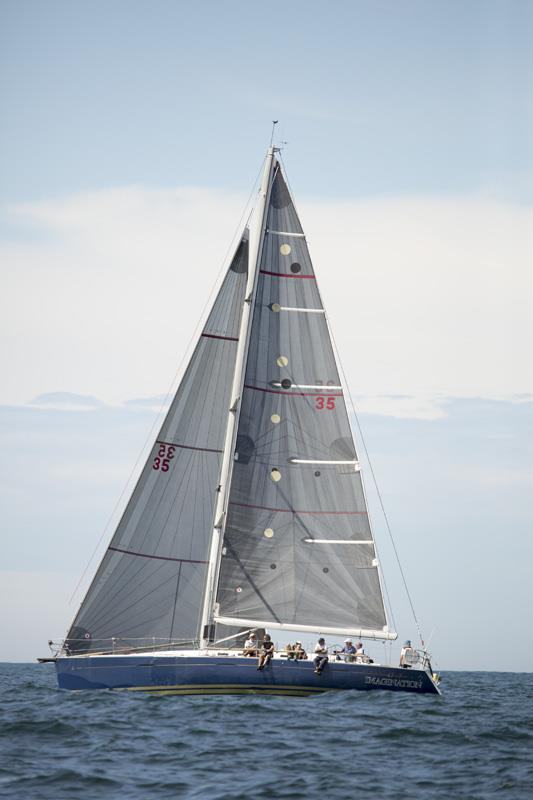 Cruising Yacht Club Of Australia Bird Island Race