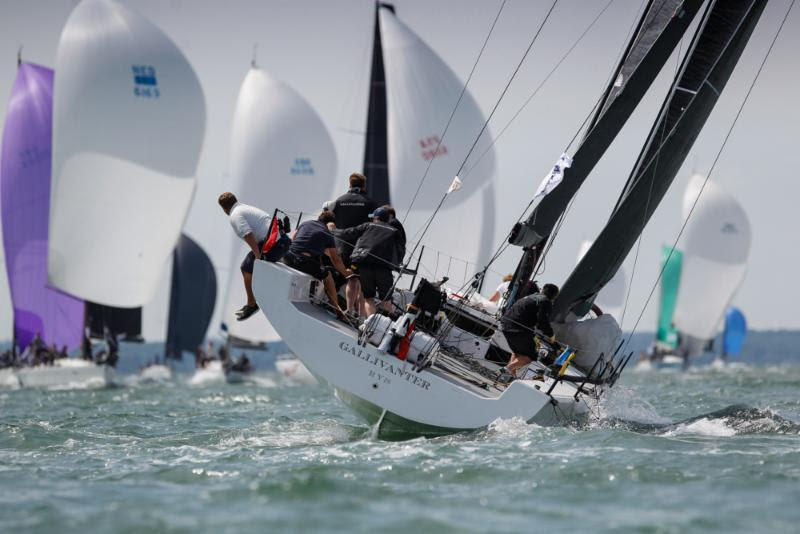 IRC European Championship And Commodores Cup Day 4