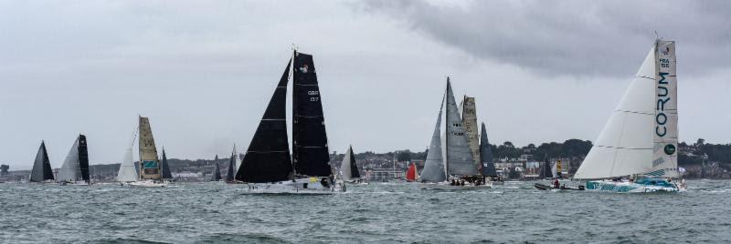 Sevenstar Round Britain And Ireland Race Underway Rough