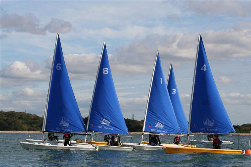 MDL Junior Trophy At Hamble River Sailing Club Yachts And Yachting Online