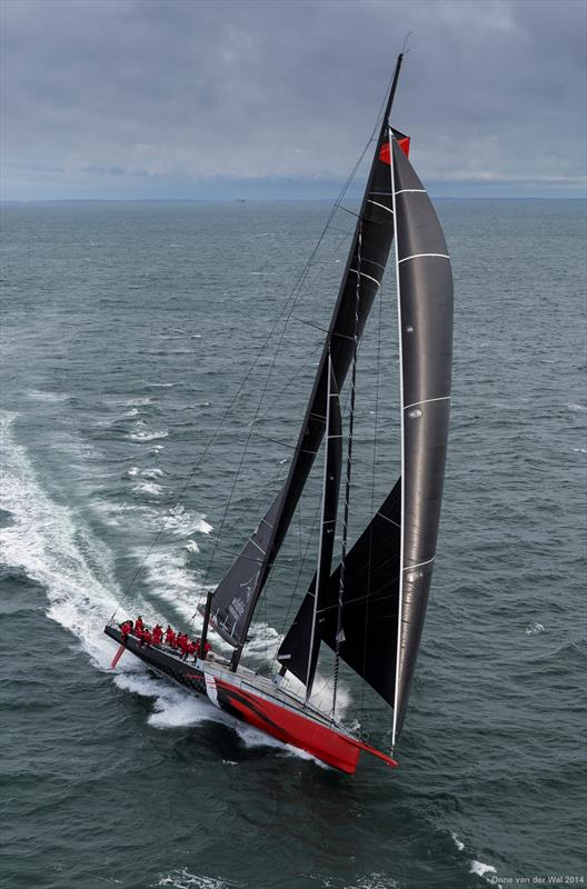 Comanche Arrives In Sydney Ahead Of Rolex Sydney Hobart