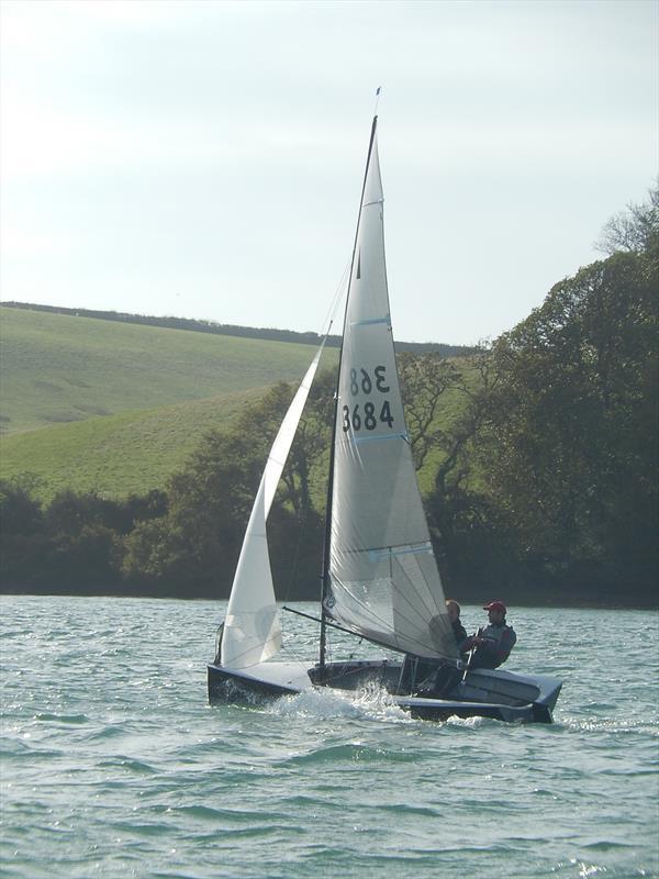 Merlin Rocket Silver Tiller Open At Salcombe Yacht Club