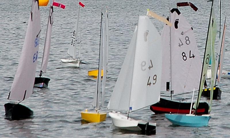 2009 Footy Championship At Frensham Pond Sailing Club