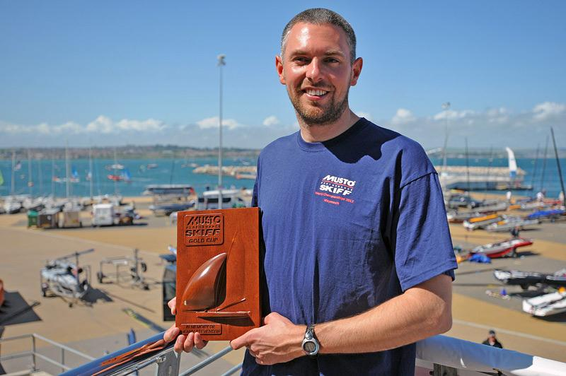 Bruce Keen Wins The ACO Musto Skiff Worlds In Weymouth