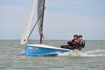 Martello Race At Pevensey Bay Sailing Club