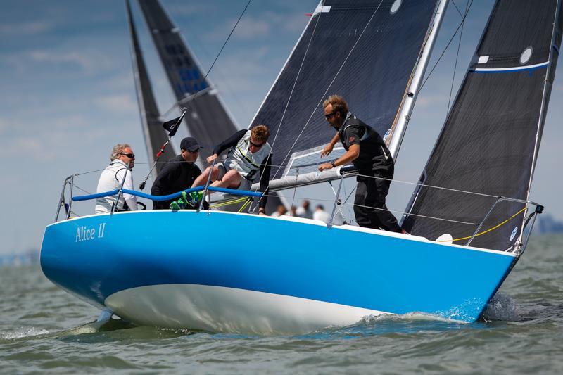 2014 Coutts Quarter Ton Cup At Royal Corinthian Yacht Club