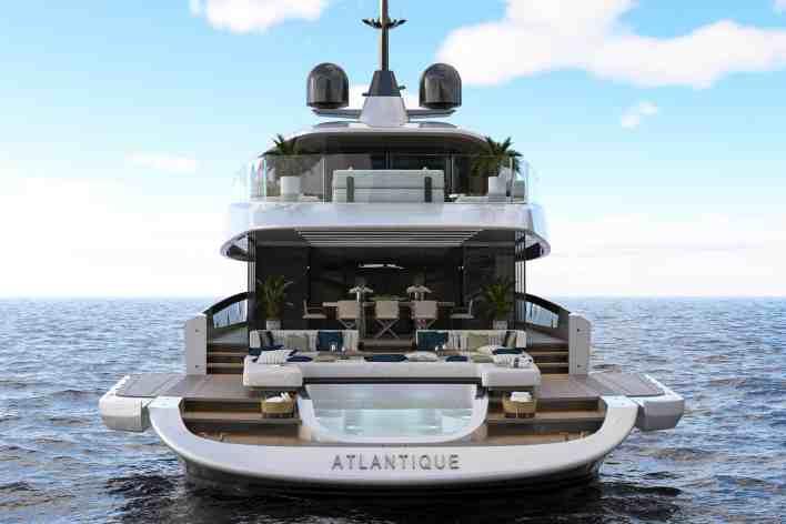 Columbus Atlantique 43m: Architecture for Voyagers - Yachts Croatia