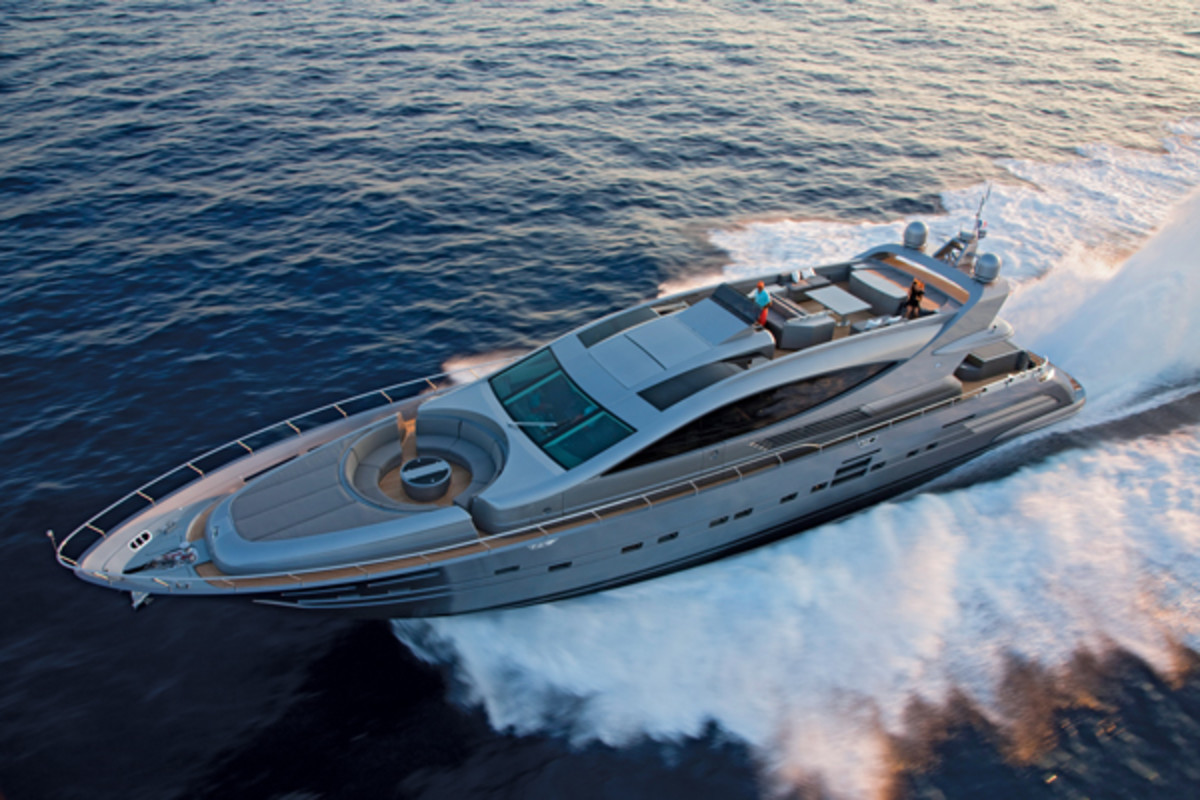 Cerri 102 And 86 Experience Makes The Difference Yachts
