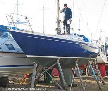 Albin Ballad Archive Details Yachtsnet Ltd Online UK Yacht Brokers Yacht Brokerage And Boat