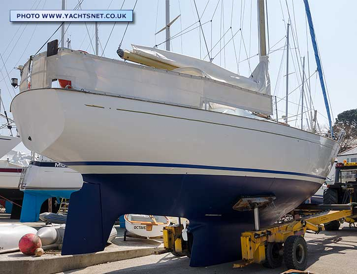 Nicholson 35 Archive Details Yachtsnet Ltd Online UK Yacht Brokers Yacht Brokerage And Boat