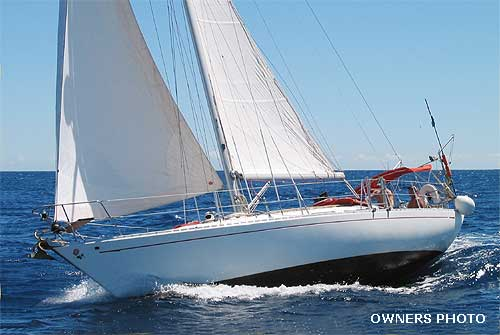 Rustler 36 Archive Details Yachtsnet Ltd Online UK Yacht Brokers Yacht Brokerage And Boat Sales