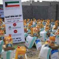 عدن: بتمويل من الجمعية الكويتية تدشين حزمة مشاريع جديدة لإغاثة نازحي الحديدة