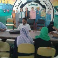 المجلس التنسيقي لنقابات عمال الجنوب يقرر التصعيد حتى يتم الافراج عن النقابي باشافعي