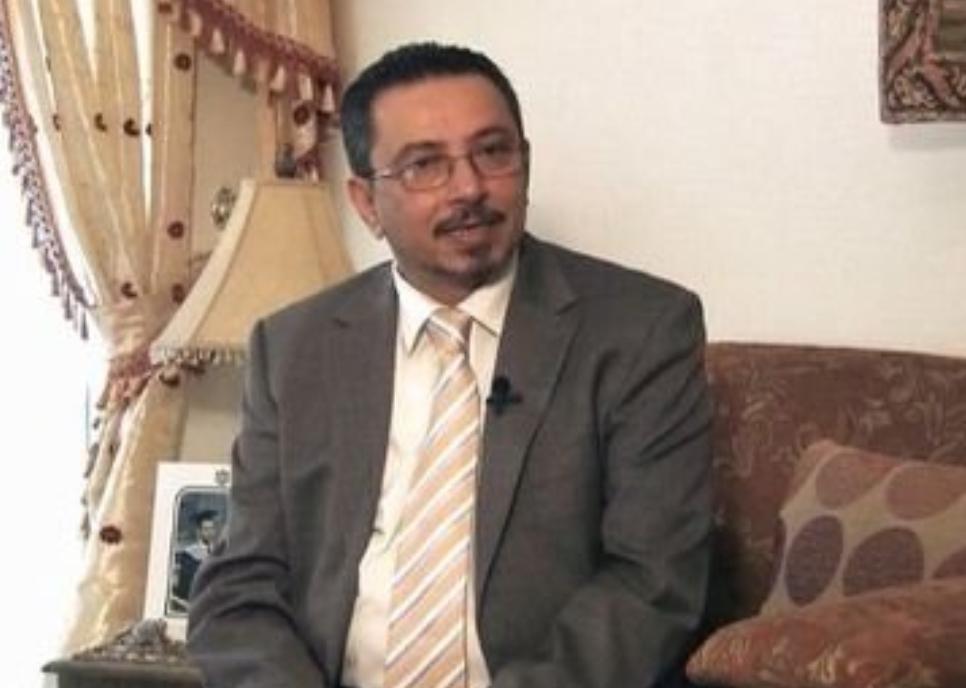 نائب وزير حقوق الإنسان ينفي مزاعم اتهامات قيل انه وجهها للمقاومة الجنوبية والحزام الامني بالضالع