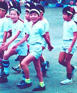 小坪小学校の運動会
