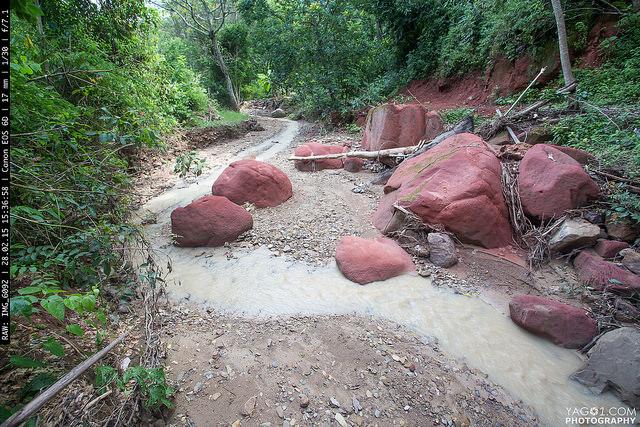Bermejo cerca de Samaipata