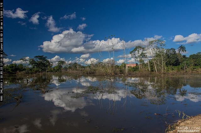Rurrenabaque Reflections Landscape
