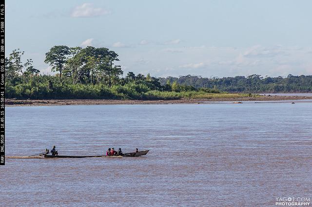 Rurrenabaque Transport Over_Rio_Beni