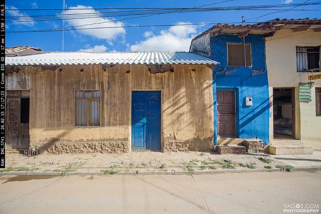 Samaipata adobe house