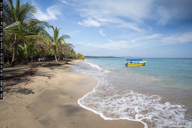 Costa Rica Talamanca Limon Beach