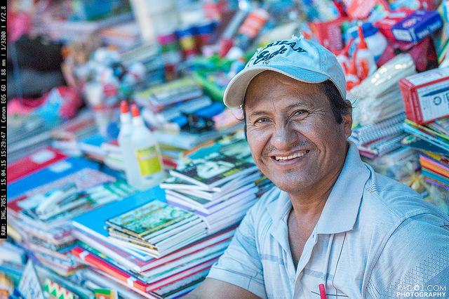 SantaCruzDeLaSierra HappyStreet Vendor