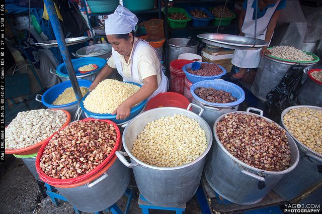 SantaCruzDeLaSierra Market Woman