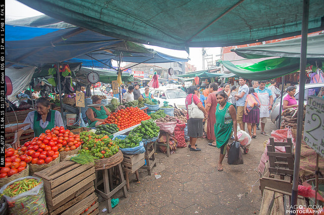 SantaCruzDeLaSierra Street Market