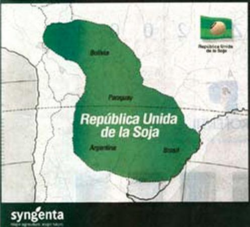 República Unida de la Soja SYNGENTA