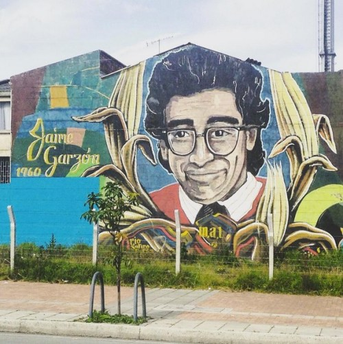 Bogota Colombia Art Grafitti 5
