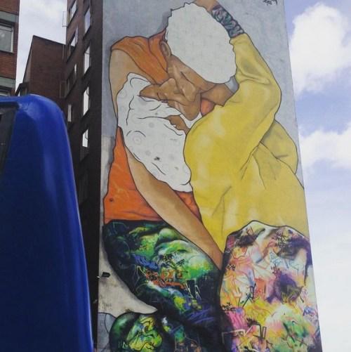 Bogota Colombia Art Grafitti 6