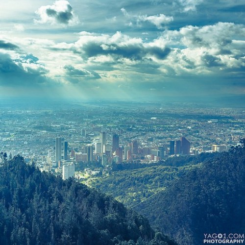 Bogota Colombia Metropolitan