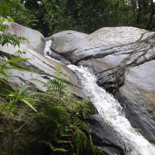 Paso del Mango Colombia River