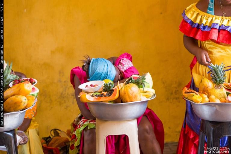 The real Cartagena de India Colombia 2015